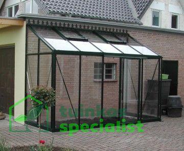 Muurkas Arcadia Victorian AV13 - Tuinkasspecialist.nl