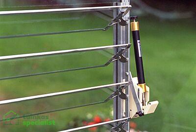 Automatic opener louvre RW0255  Tuikasspecialist.nl