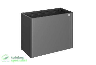 Biohort Moestuinbox 1x0,5 Donkergrijs - Tuinkasspecialist.nl