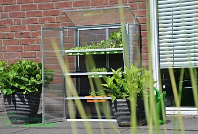 Patiokas Grow station Tuinkasspecialist.nl